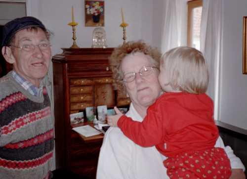 Bedstefar mormor og frederikke