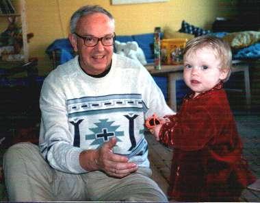 Farfar og Frederikke