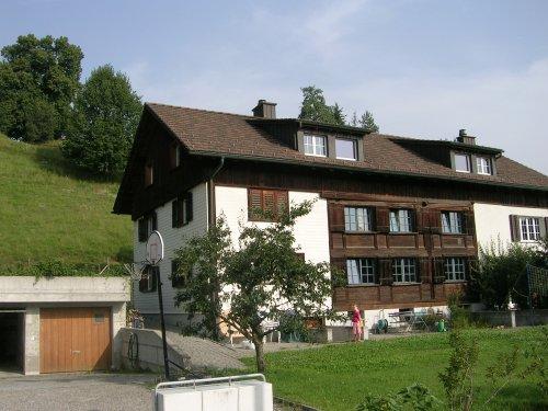 Husbytte i Schweitz