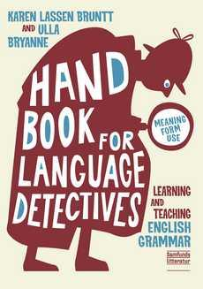 Handbook for language detectives front cover