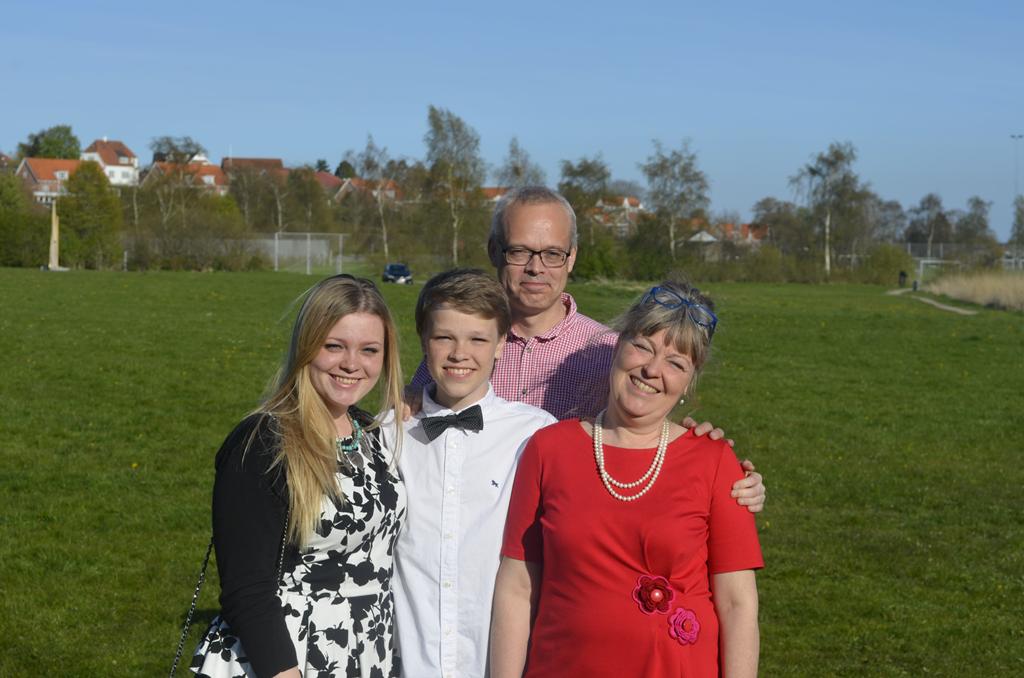 Vores lille familie