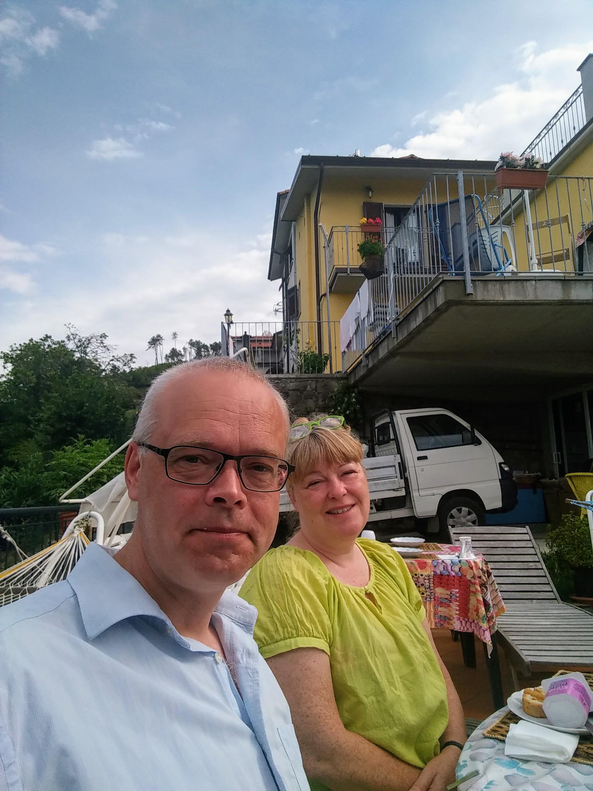 Jens og Karen - sommer 2017