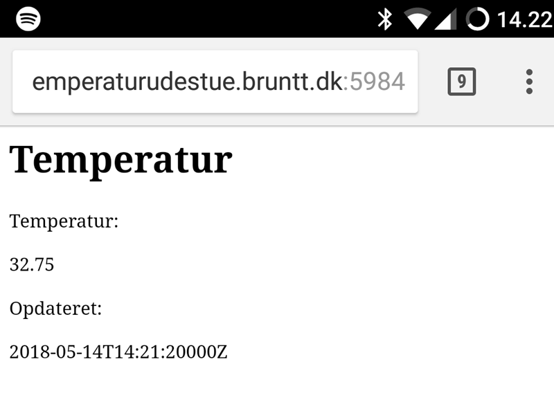 temperatur-html